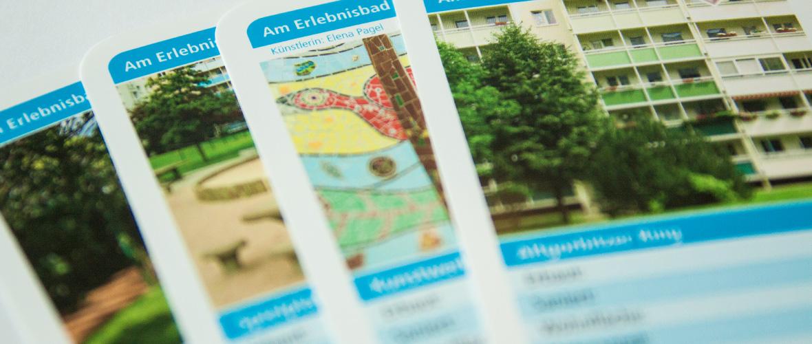 EWG Eisenbahner-Wohnungsbaugenossenschaft Dresden eG Kartenspiel
