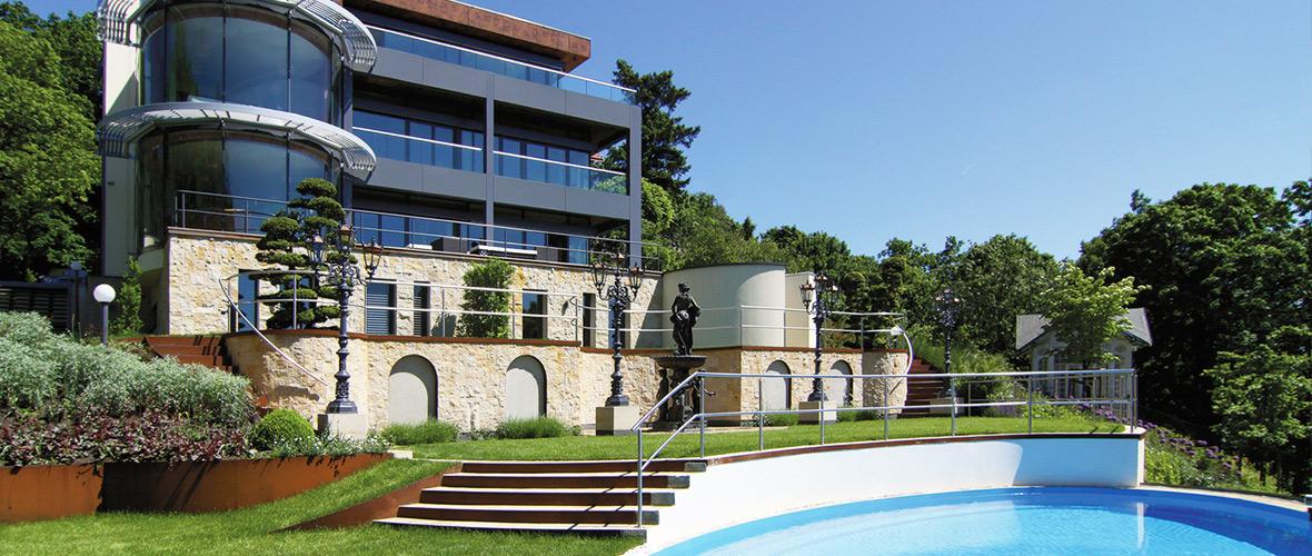 Villa Via Lapis Fotoshooting