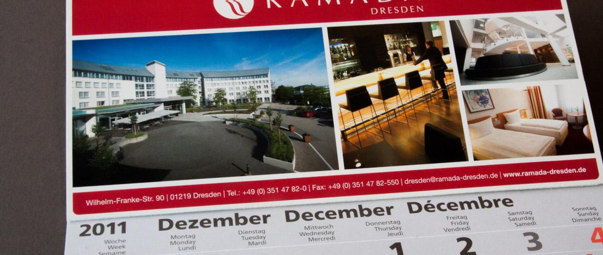 Ramada Wandkalender