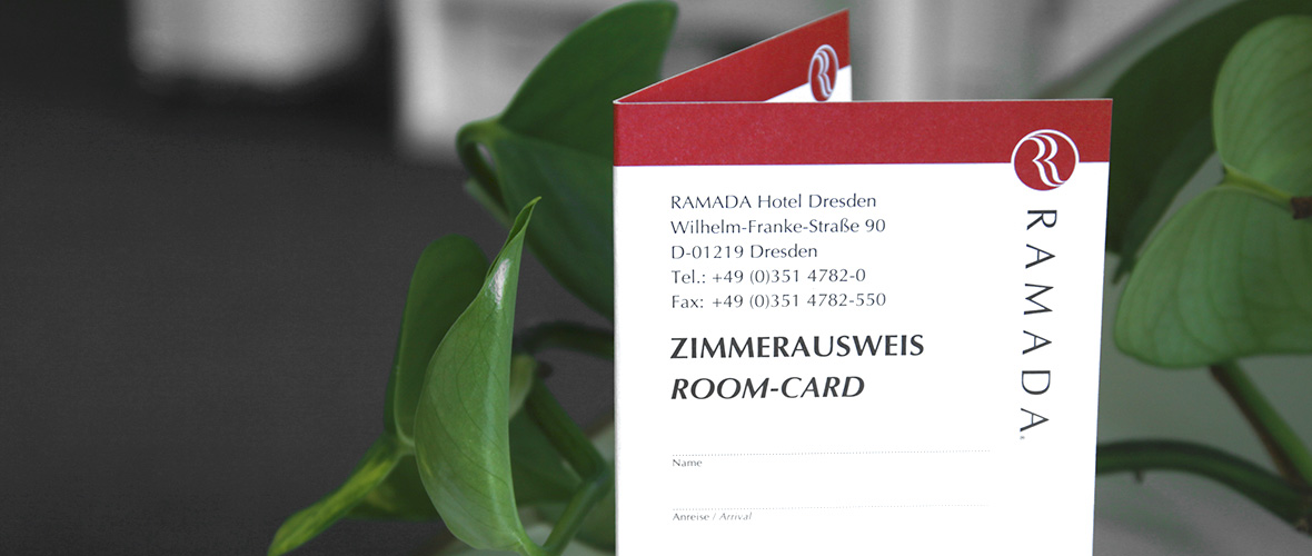 Ramada Zimmerkarten